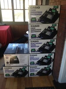 Cash Registers; new w/custom programming for your business;Casio London Ontario image 4