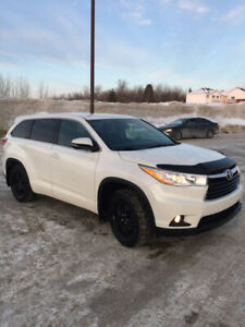 Toyota highlander 2014 LE limited Awd