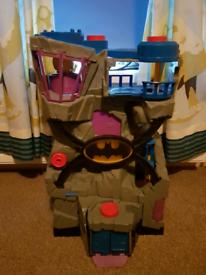 Imaginext batman Tower batcave