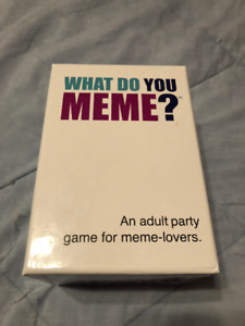 What Do You Meme? Adult Party Game