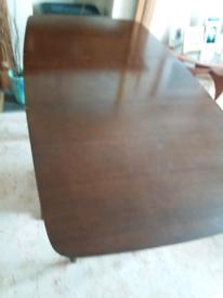 Vintage 1930'3 40's drop leaf table