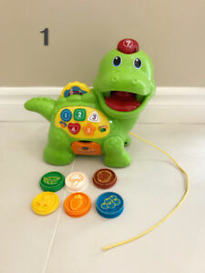 Great conditioned toddler toys