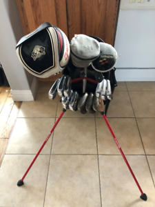 Right Handed Set of Clubs