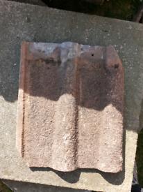 Free concrete roof tiles