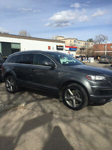 2015 Audi Q7 Grey SUV, Crossover - Private Sale