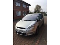 Ford-s max 2008 titanium 7 seater full spec full ford service history panoramic roof