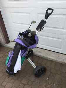 GOLF SET for sale.