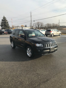 Jeep Compass North  4X4 Excellent condition low kms