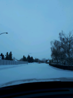 Ride to FortMcMurray Dec,25