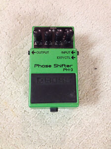 Boss Phase Shifter PH-3 Pedal