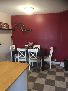 Full House with Yard and Fully Furnished In Thickwood!