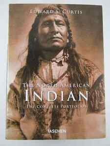 The North American Indian Book by Edward S. Curtis Taschen