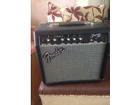 Fender frontman 15g practice amp