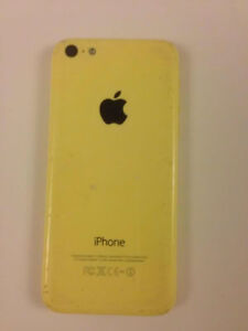 Apple IPhone 5c 16 gig with Bell or Virgin