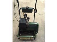 """ATCO COMMODORE 14"""" PETROL CYLINDER MOWER"""