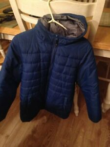 Men's Bench Winter Coat