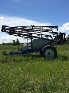 2007 New Holland HC Sprayer