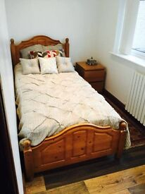 Newly refurbished and furnished single bedroom for rent