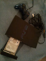 PS2 with Hard Drive