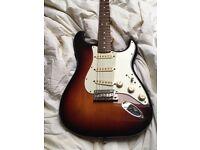 Fender Stratocaster 60th anniversary Guitar