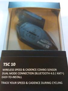 Ant+ /  bluetooth speed cadence sensor, senseur vitesse cadence