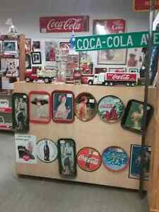 Nostalgia signs, tins just in at One Of A Kind Antique Mall  Stratford Kitchener Area image 4