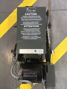 Micanan Commercial Garage Door Operator - Qty 4