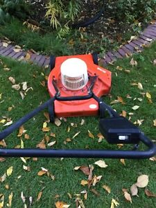 Electric lawn mower 115 volts