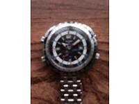 Sicura/Brietling watch