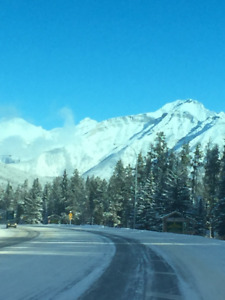 Nov25/Dec2, 2018 Skiing  Banff Rocky Mountain Resort