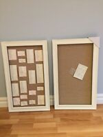 Seating Chart / Pin Boards