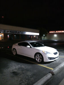 2011 Genesis Coupe 2.0T 6spd (1 Owner, Low kms, Summer Driven)