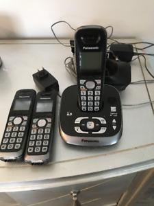 Panasonic Telephone Set with Answering Machine