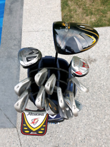Right Hand Golf Clubs and Bag *Delivery Available*
