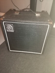 Ampeg BA-108 Bass Amp. Sounds and works great. $100