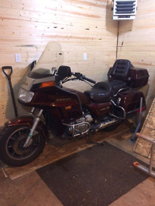 1985 Honda Goldwing GL1200 Interstate