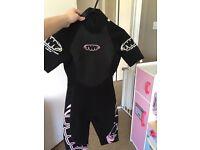 Women's summer wet suit