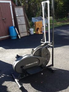 Cardio style et 100 elliptical trainer