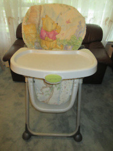 Carter's baby high chair