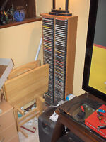 LAST CALL :MOVING /down sizing/ (2) CD holders