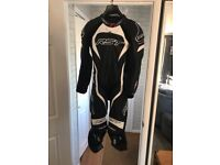 RST TracTech EVO One Piece Leathers size 42