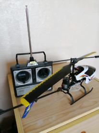Helicopter. QUEEN BEE