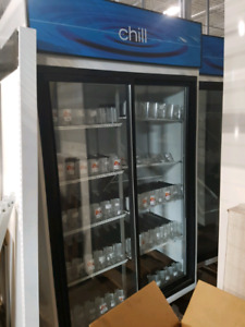 Commercial Reach-In Coolers (4 available)
