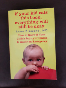 If your child eats this book, everything will still be okay
