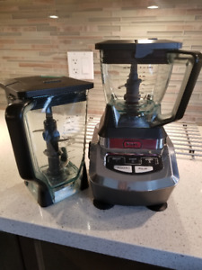 Ninja Blender with Two Jars