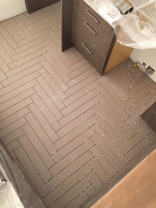 Tiling Experts in Calgary – One Tile At A Time! $4.50/sq ft