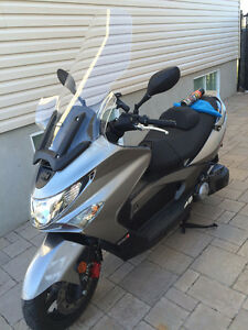 Moto / Scooter Kymco Exciting 500 RI