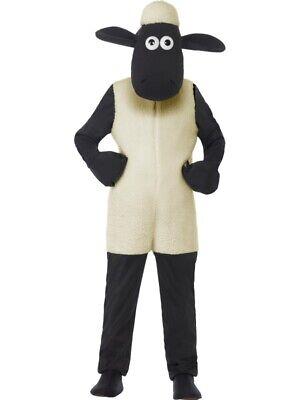 Shaun das Schaf Kostüm Kinder Jumpsuit und Kopfbedeckung Shaun the - Shaun Das Schaf Kostüm Kind