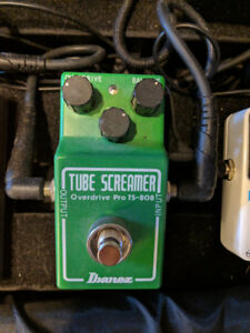 Tube Screamer  TS808 Guitar Pedal