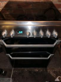 Electric ceramic cooker